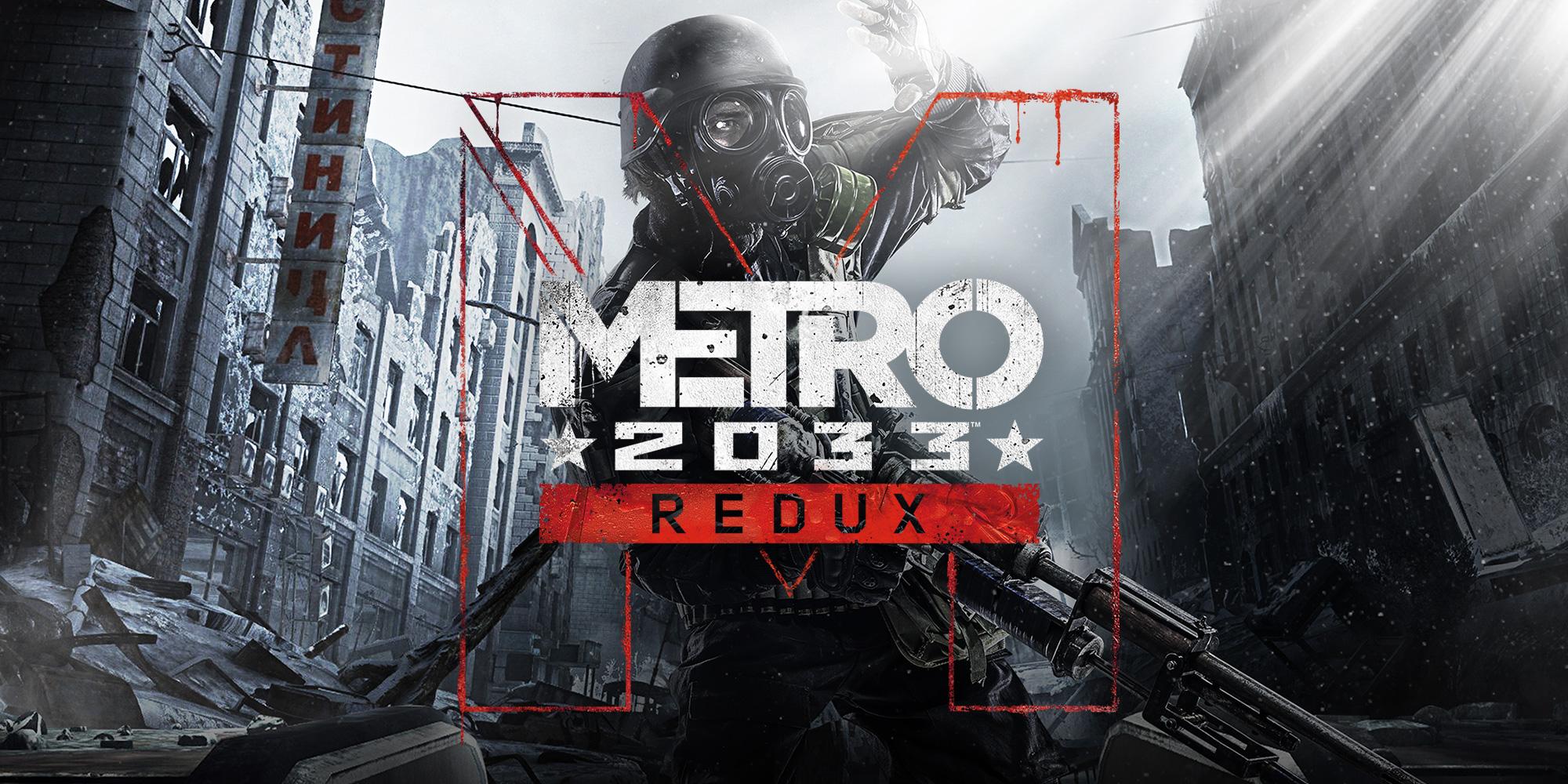 Metro 2033 Redux brezplačno na Epic Games
