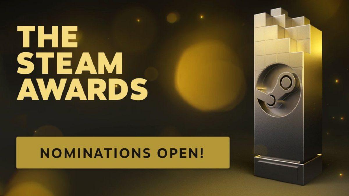 Steam Awards glasovanje je odprto
