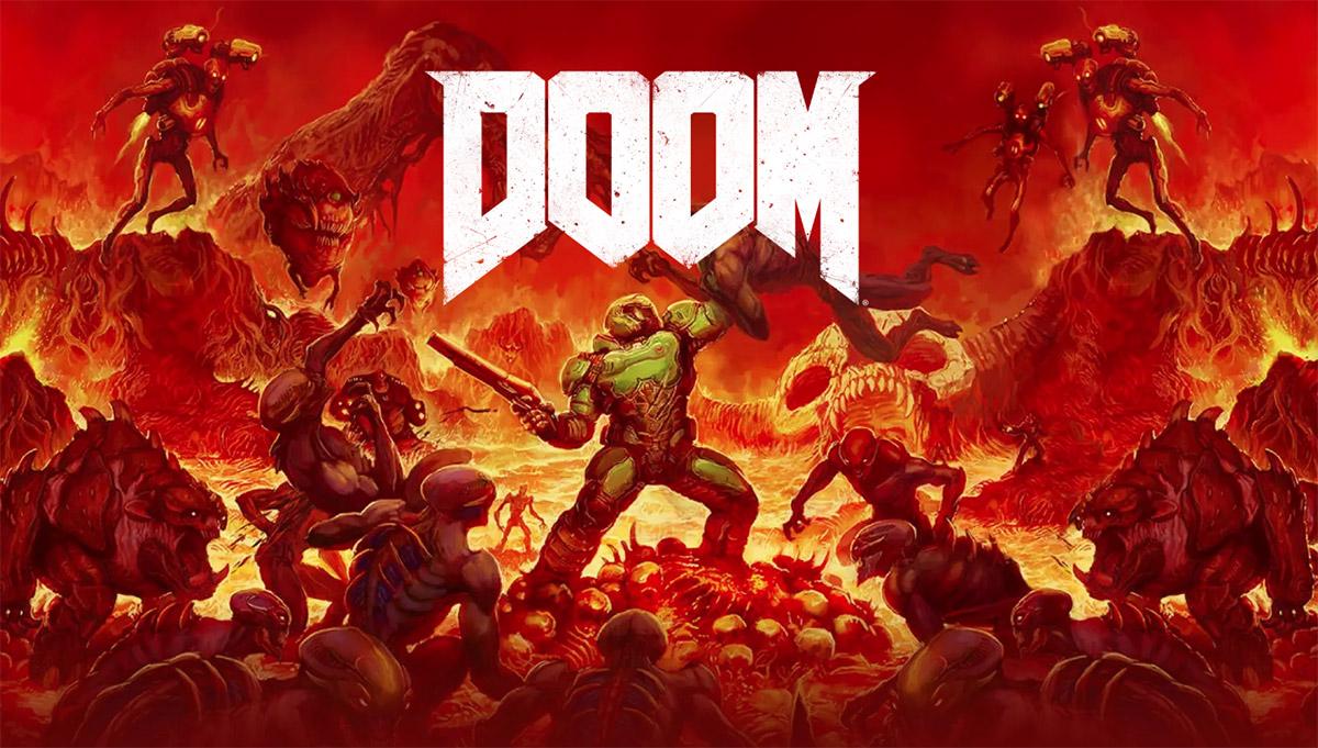 Novi posnetki odpovedane igre Doom 4